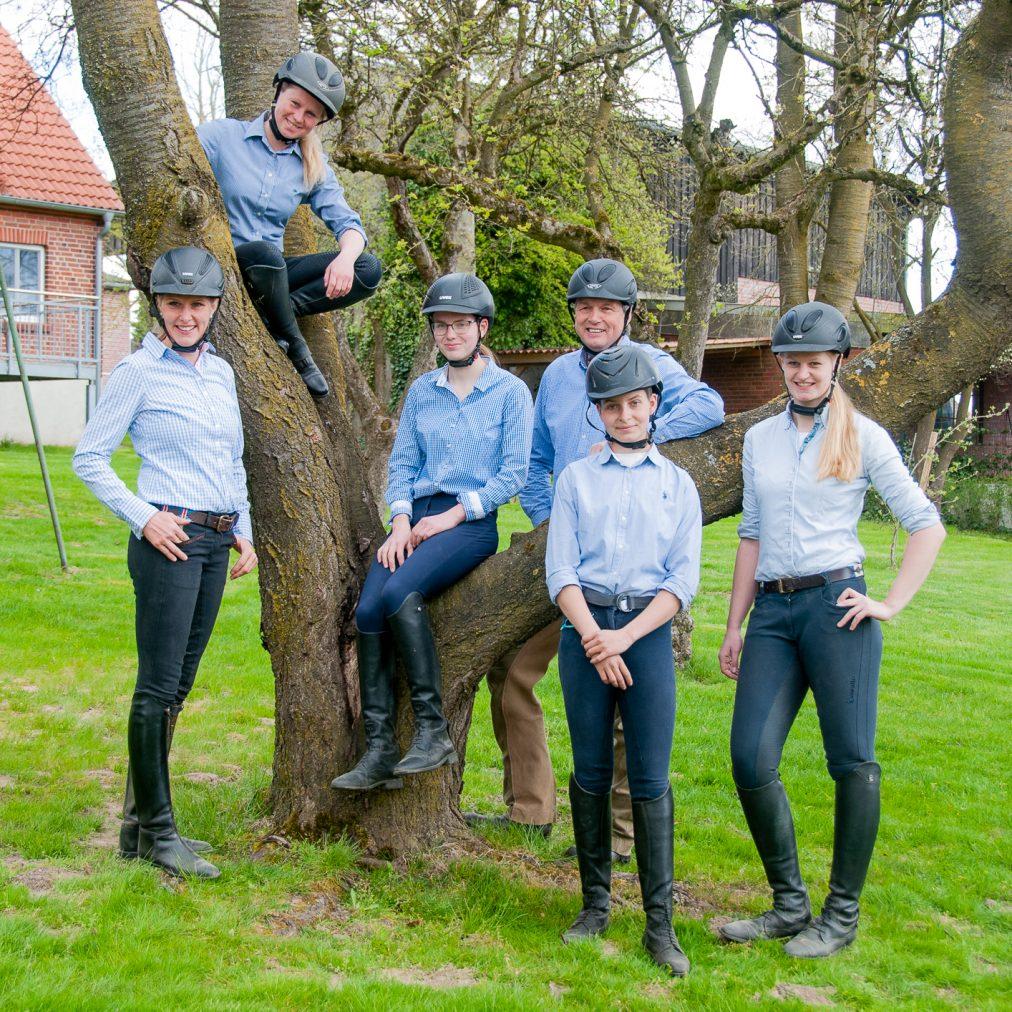 Das Glockenhof Team